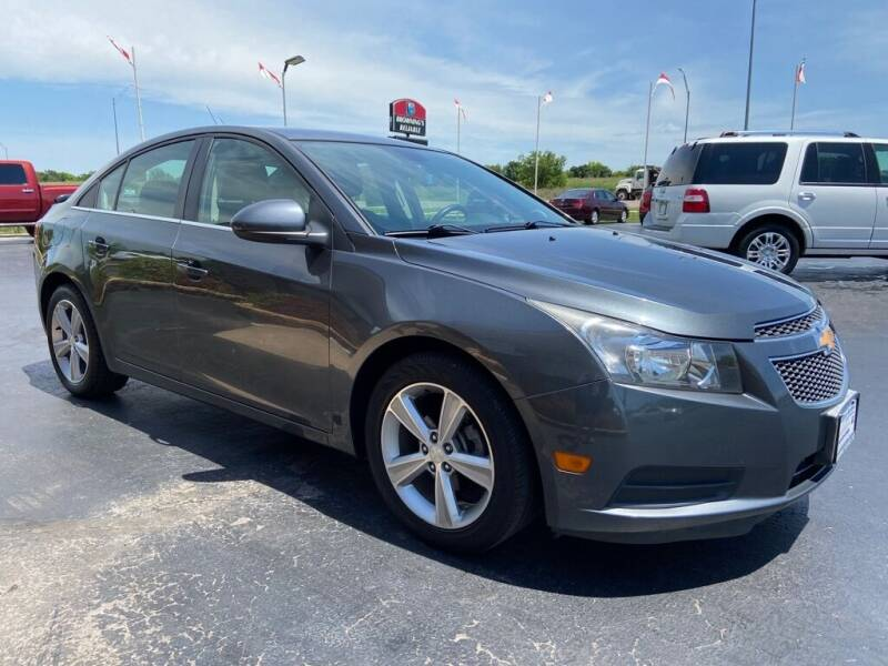 2013 Chevrolet Cruze for sale at Browning's Reliable Cars & Trucks in Wichita Falls TX