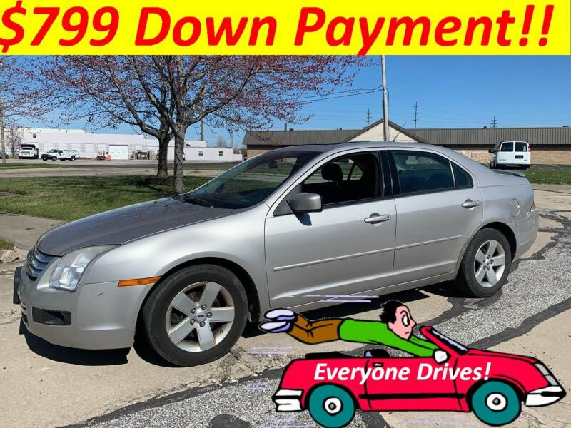 2007 Ford Fusion for sale at World Automotive in Euclid OH