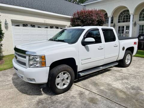 2011 Chevrolet Silverado 1500 for sale at Weaver Motorsports Inc in Cary NC