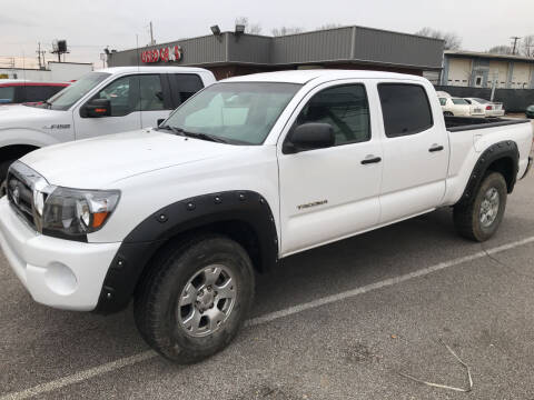 2007 Toyota Tacoma for sale at East Memphis Auto Center in Memphis TN