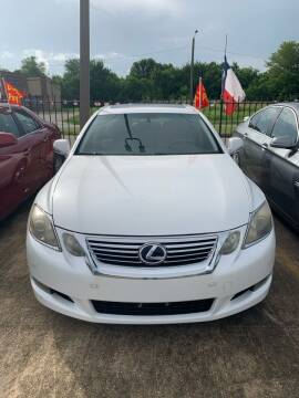 2010 Lexus GS 450h for sale at Houston Auto Emporium in Houston TX