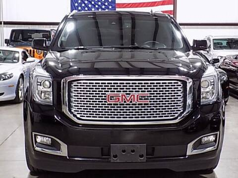 2015 GMC Yukon for sale at Texas Motor Sport in Houston TX