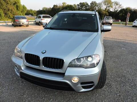 2012 BMW X5 for sale at ABAWA & SONS in Wylie TX