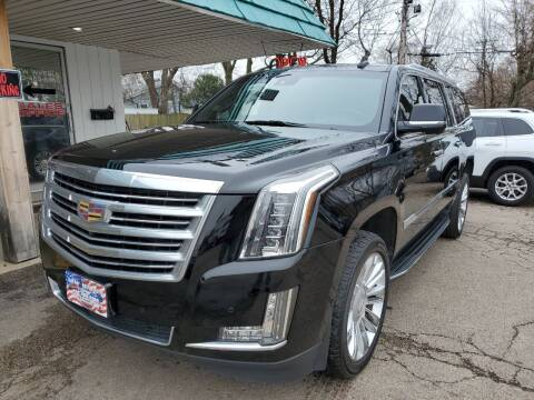 2016 Cadillac Escalade ESV for sale at New Wheels in Glendale Heights IL