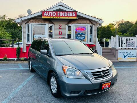 2009 Honda Odyssey for sale at Auto Finders Unlimited LLC in Vineland NJ