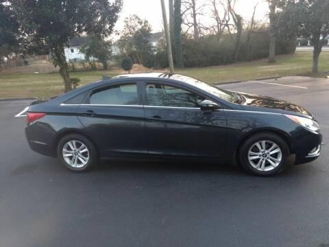 2013 Hyundai Sonata for sale at Alfa Auto Sales in Raleigh NC