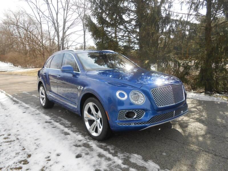 2017 Bentley Bentayga for sale in Zionsville, IN