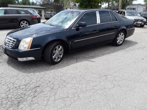 2006 Cadillac DTS for sale at BBC Motors INC in Fenton MO