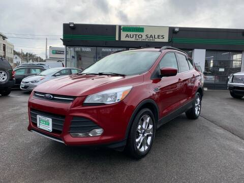 2016 Ford Escape for sale at Wakefield Auto Sales of Main Street Inc. in Wakefield MA