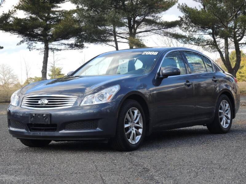 2008 Infiniti G35 for sale at My Car Auto Sales in Lakewood NJ