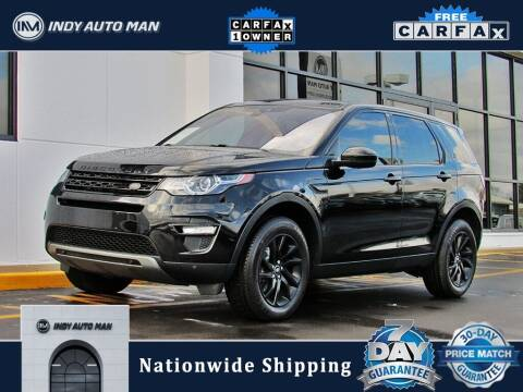 2018 Land Rover Discovery Sport for sale at INDY AUTO MAN in Indianapolis IN