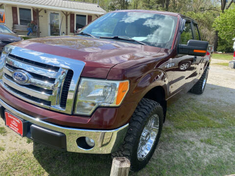 2010 Ford F-150 for sale at Southtown Auto Sales in Whiteville NC