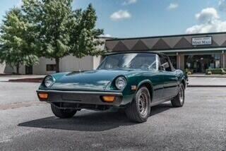 1973 jENSEN-HEALY MK1 for sale at JON DELLINGER AUTOMOTIVE in Springdale AR