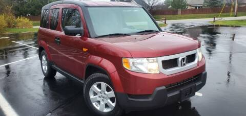 2009 Honda Element for sale at Sinclair Auto Inc. in Pendleton IN