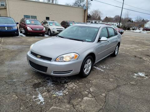 2008 Chevrolet Impala for sale at MOE MOTORS LLC in South Milwaukee WI