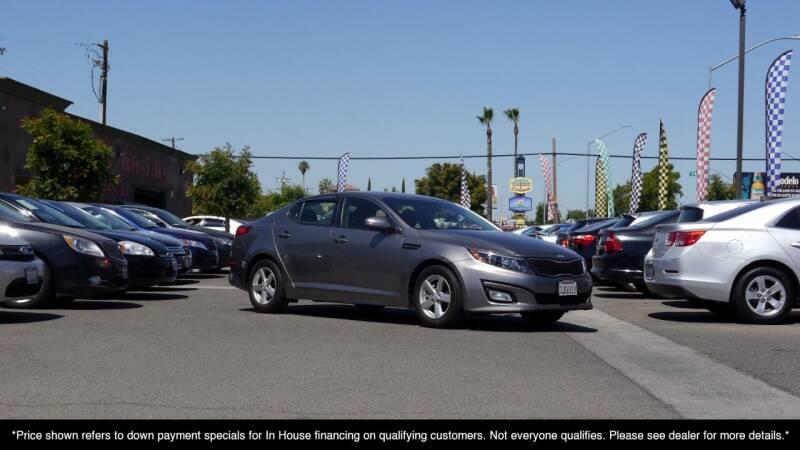2015 Kia Optima for sale at Westland Auto Sales on 7th in Fresno CA
