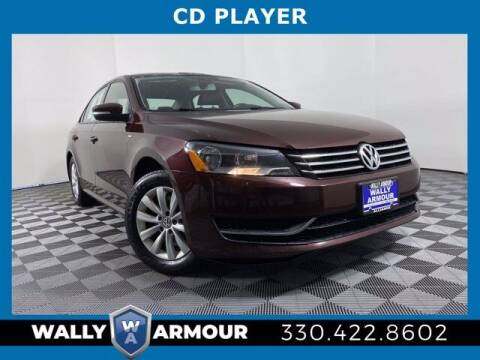 2014 Volkswagen Passat for sale at Wally Armour Chrysler Dodge Jeep Ram in Alliance OH