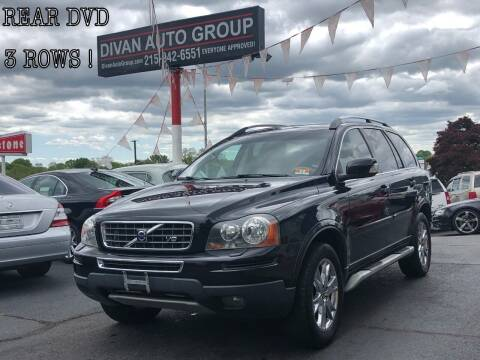 2007 Volvo XC90 for sale at Divan Auto Group in Feasterville PA