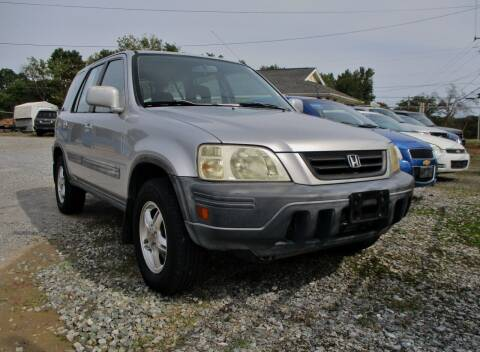 2001 Honda CR-V for sale at Family Auto Sales of Mt. Holly LLC in Mount Holly NC