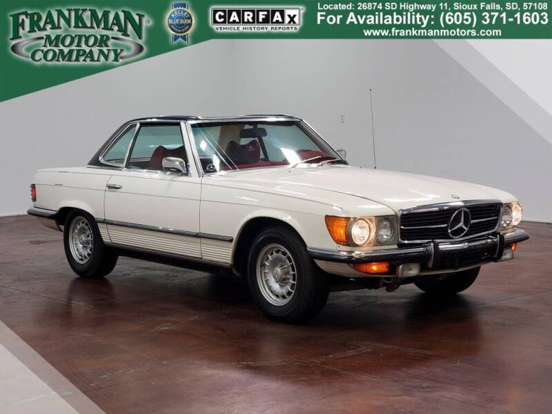 1972 Mercedes-Benz SL-Class for sale in Sioux Falls, SD