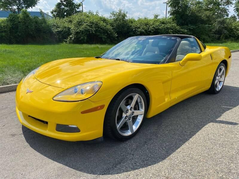 2006 Chevrolet Corvette for sale at Pristine Auto Group in Bloomfield NJ