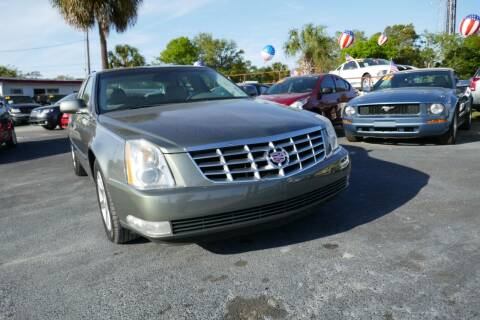 2007 Cadillac DTS for sale at J Linn Motors in Clearwater FL