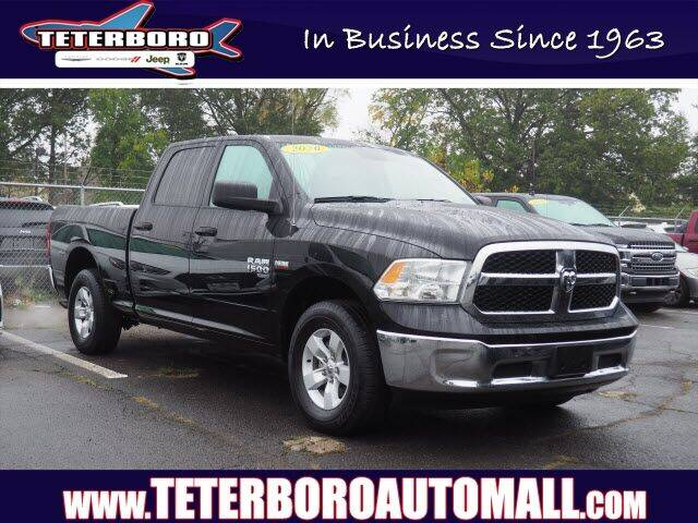 2020 RAM Ram Pickup 1500 Classic for sale at TETERBORO CHRYSLER JEEP in Little Ferry NJ