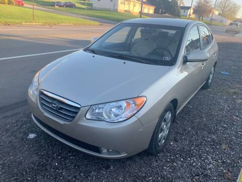 2009 Hyundai Elantra for sale at Trocci's Auto Sales in West Pittsburg PA