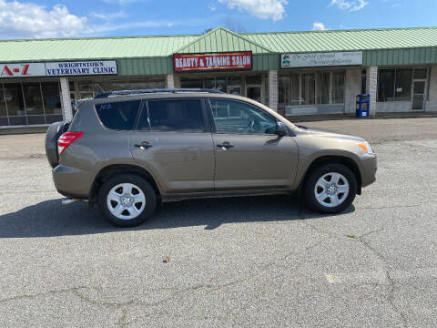 2011 Toyota RAV4 for sale at BT Mobility LLC in Wrightstown NJ