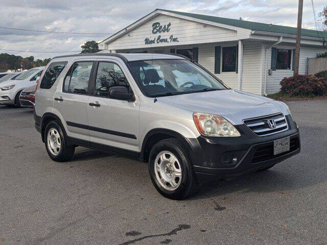 2005 Honda CR-V for sale at Best Used Cars Inc in Mount Olive NC