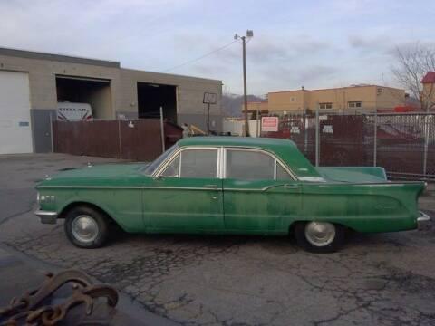 1961 Mercury Comet for sale at Classic Car Deals in Cadillac MI