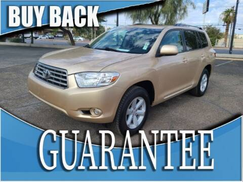 2010 Toyota Highlander for sale at Reliable Auto Sales in Las Vegas NV