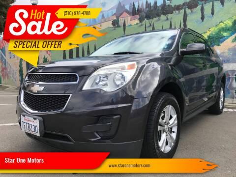 2014 Chevrolet Equinox for sale at Star One Motors in Hayward CA