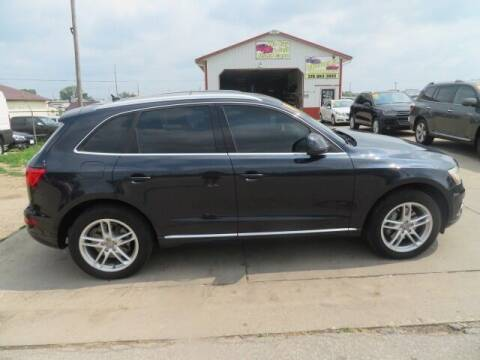 2014 Audi Q5 for sale at Jefferson St Motors in Waterloo IA