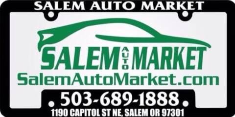 2006 Lincoln Mark LT for sale at Salem Auto Market in Salem OR