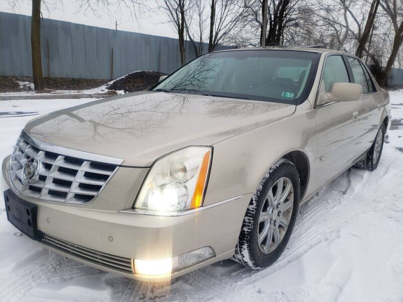 2009 Cadillac DTS for sale at Flex Auto Sales in Cleveland OH