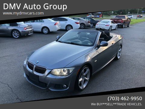 2012 BMW 3 Series for sale at DMV Auto Group in Falls Church VA