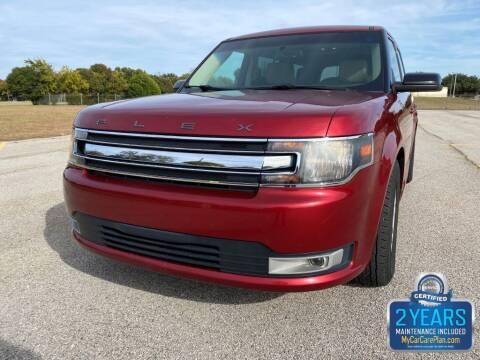 2014 Ford Flex for sale at Destin Motors in Plano TX