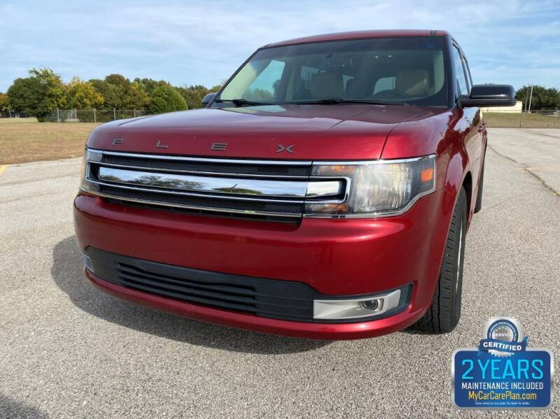 2014 Ford Flex for sale at Destin Motors in Plano TX