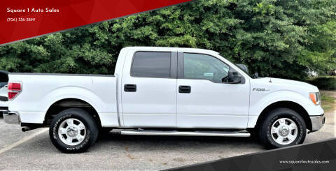 2013 Ford F-150 for sale at Square 1 Auto Sales - Commerce in Commerce GA