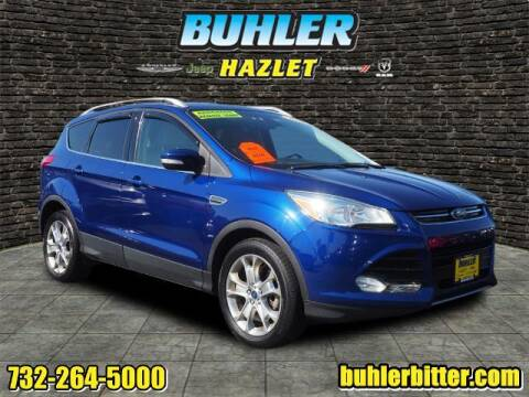 2014 Ford Escape for sale at Buhler and Bitter Chrysler Jeep in Hazlet NJ