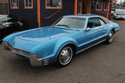 1967 Oldsmobile Toronado for sale at Sabeti Motors in Tacoma WA