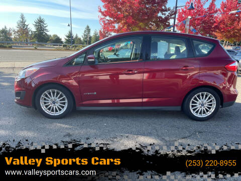 2013 Ford C-MAX Hybrid for sale at Valley Sports Cars in Des Moines WA