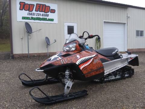 2009 Polaris 600 Shift RMK 144 for sale at Toy Flip LLC in Cascade IA