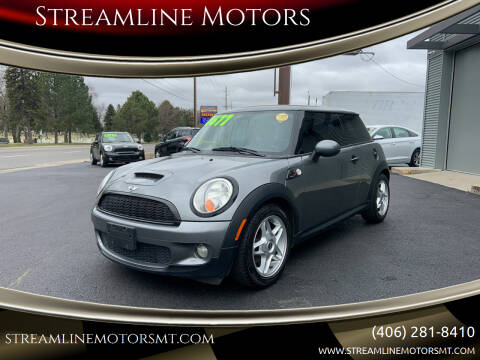 2009 MINI Cooper for sale at Streamline Motors in Billings MT