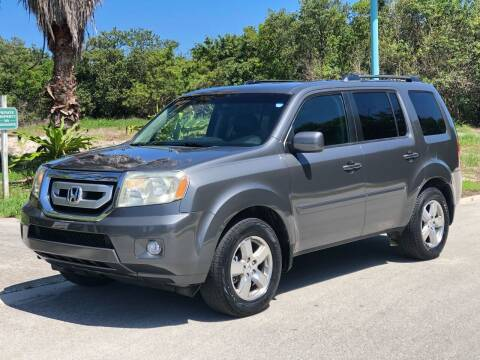 2011 Honda Pilot for sale at L G AUTO SALES in Boynton Beach FL