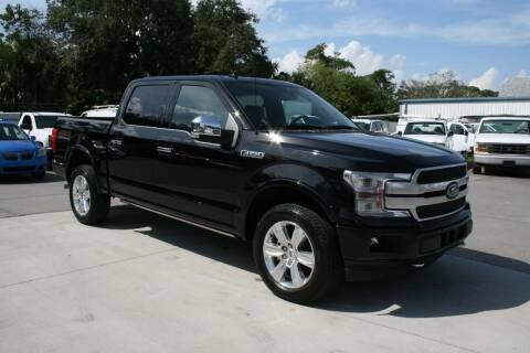2020 Ford F-150 for sale at Mike's Trucks & Cars in Port Orange FL
