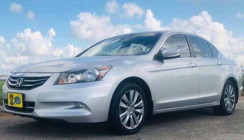 2012 Honda Accord for sale at Palmer Auto Sales in Rosenberg TX