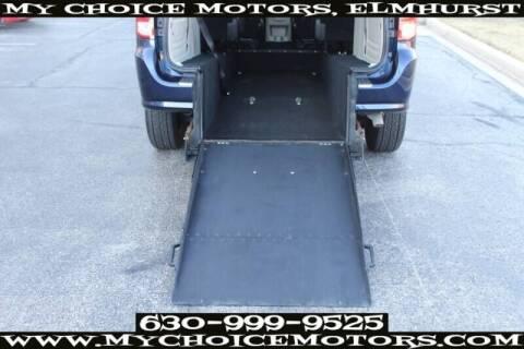 2017 Dodge Grand Caravan for sale at My Choice Motors Elmhurst in Elmhurst IL
