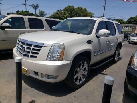 2007 Cadillac Escalade for sale at L & M MOTORS in Santa Maria CA